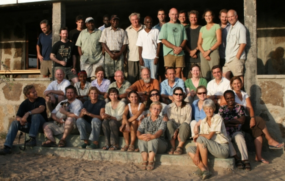 Fifth Human Evolution Workshop participants.