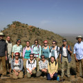 Spring 2015 Origins Field School Students exploring the ecology of the African Savannah!
