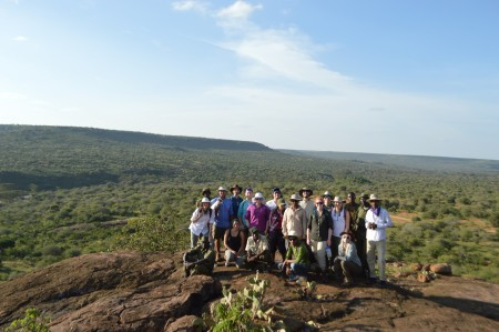Group pic at the top