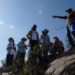 Students take the field for ecology