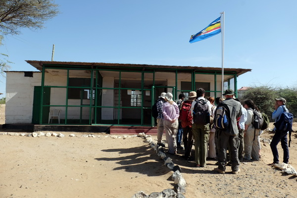 Our Day in Lodwar