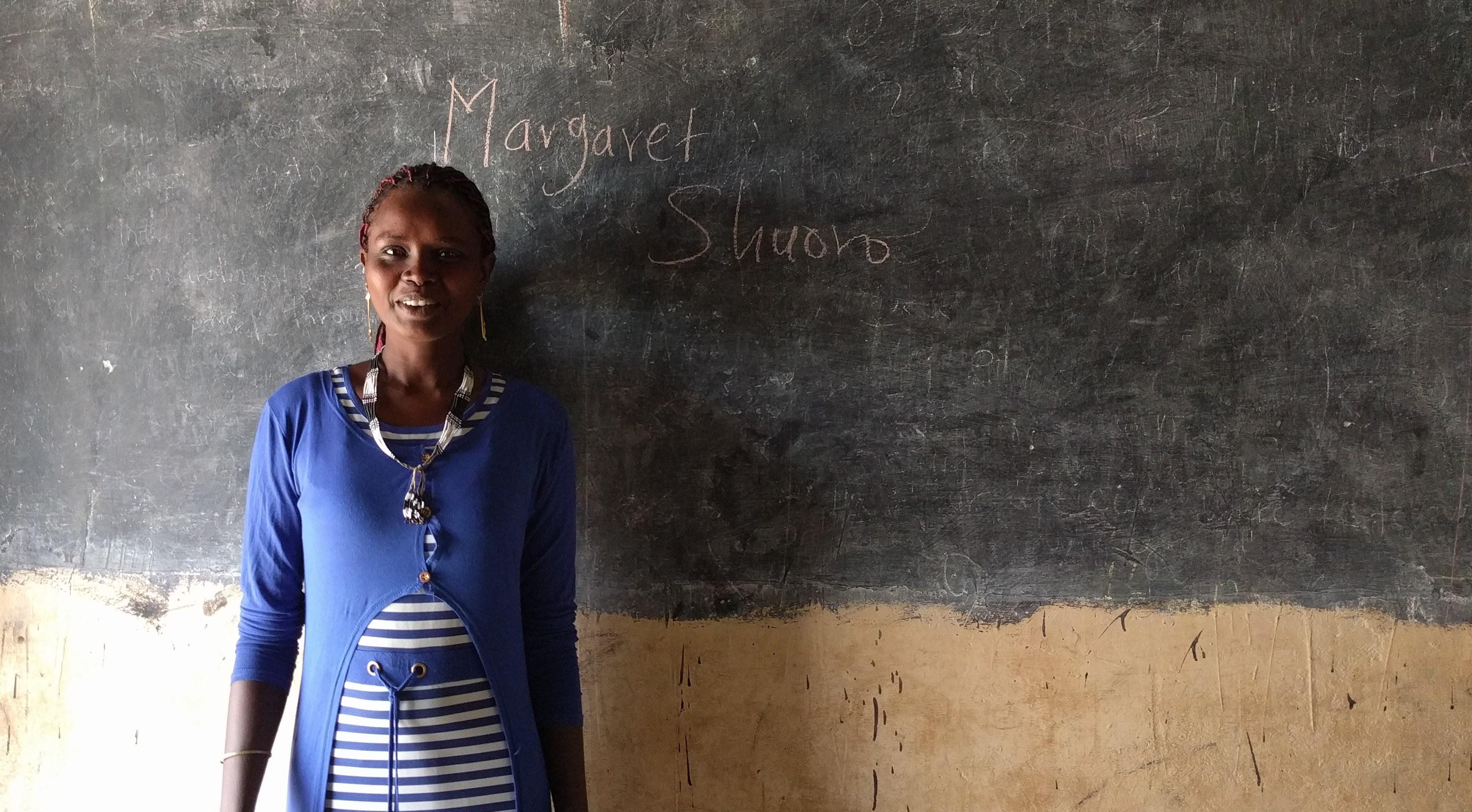 Ileret Primary School Spotlight Teacher: Margaret Shuoro