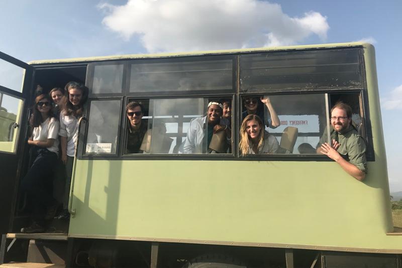 Origins Summer Field School 2018 begins!